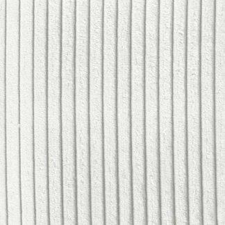 meubelstoffenonline.com - meubelstof Ribcord-White-104