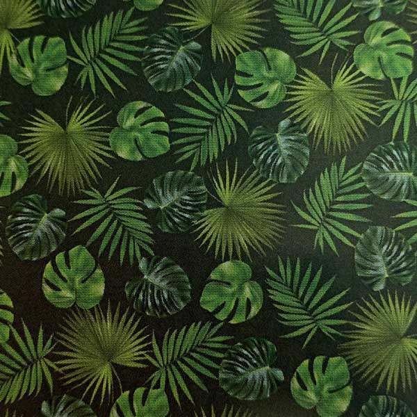 meubelstoffenonline.com - Botanic Leaves outdoorstof