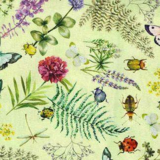 meubelstoffenonline.com - acrisol wild flower outdoorstof